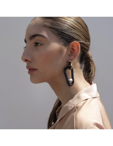 Pichulik - Bennu earrings