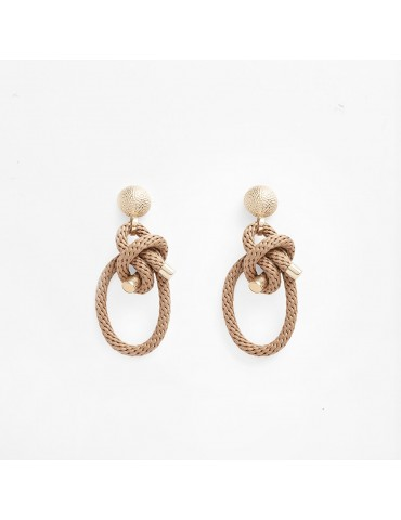 Pichulik - Earrings Shimenawa