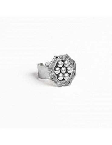 Yelli Jewels - Bague Octo...