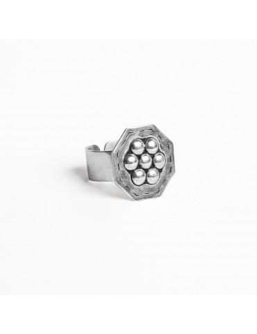 Yelli Jewels - Ring Octo studs