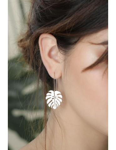 Shlomit Ofir - Earrings Jungle