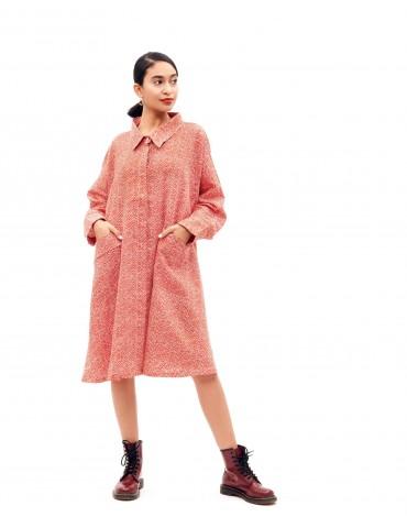 Topolina - Dress Rojo