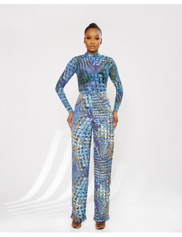 Ilaré - Body suit and pant...