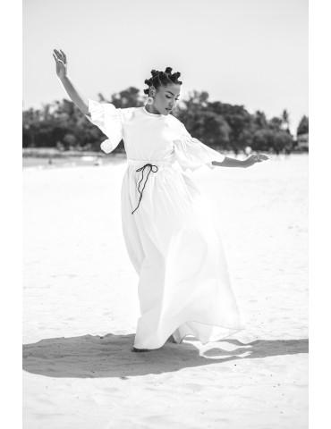 Cotton Loop - Maxi dress