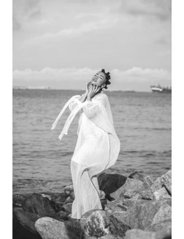 Cotton Loops - Abba dress
