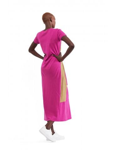 Iman Ayissi -Robe housse...